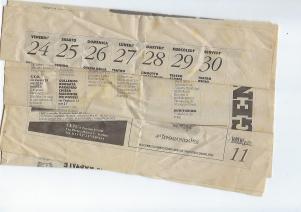 1989 articolo torino setto recital torino