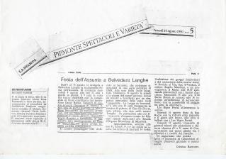1990 articolo critica oncerto