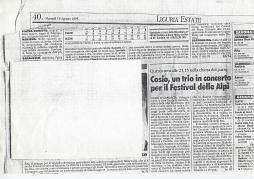 1995 Aricolo Cosio 'Arroscia