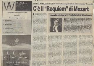 1998 Articolo requiem Alba