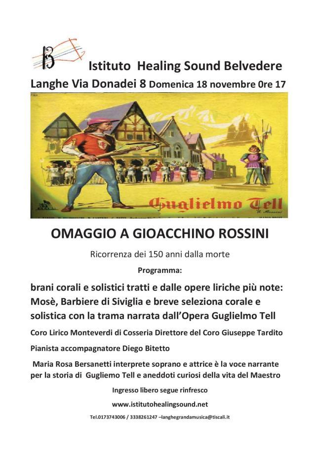 manifesto rossini 18 novembre 2018