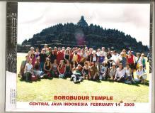 Borobudur viaggio 2009 1