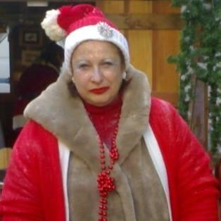 maria rosa babbo Natale